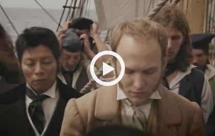 Il grande viaggio di Charles Darwin
