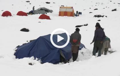 Sulle tracce dei ghiacciai - Missione in Karakorum
