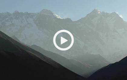 La valle degli Sherpa