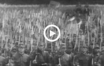 Da Norimberga a Norimberga ep.1 - Il trionfo e la guerra